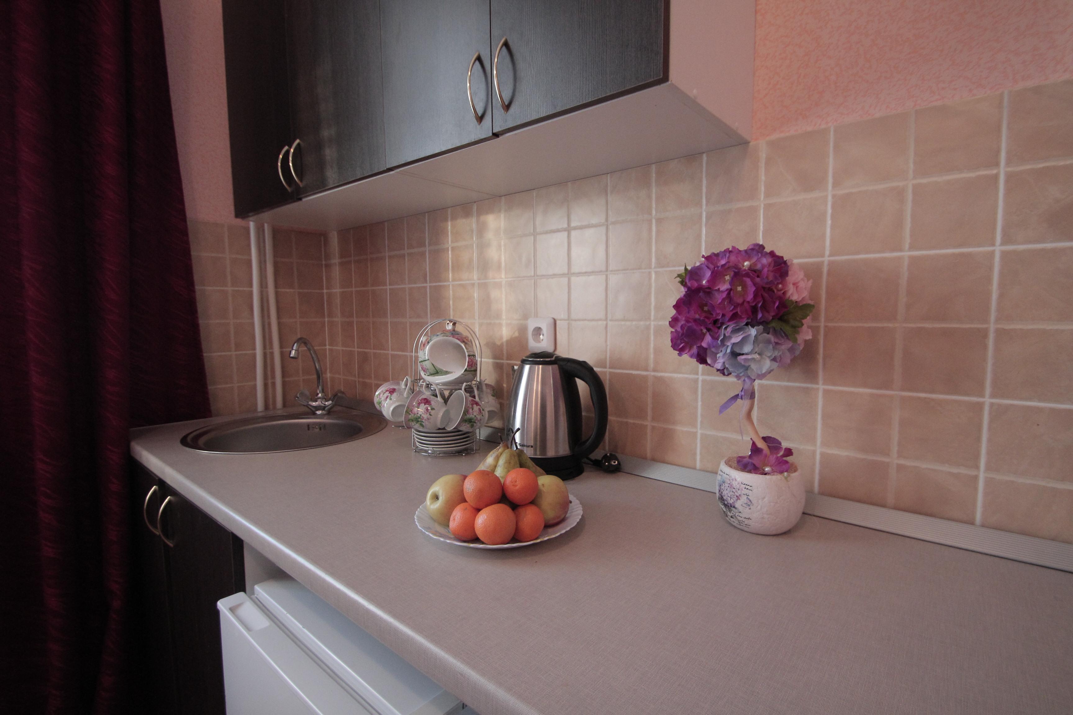квартира-студия №2 кухонный гарнитур
