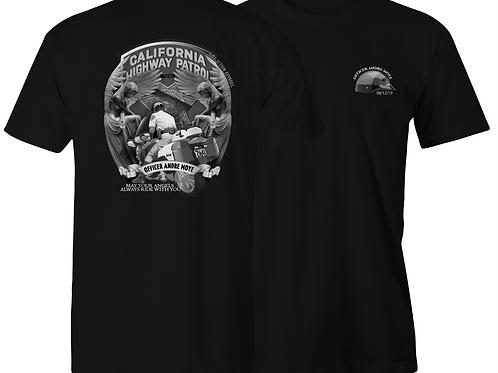 Moye memorial shirt