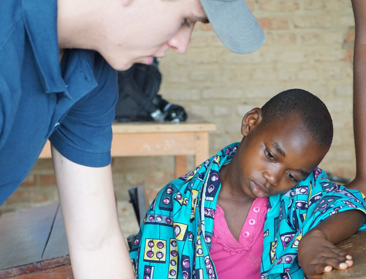 Empower for Hope medical mission trip in Burundi.