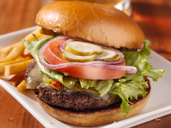 Gourmet Cheeseburger