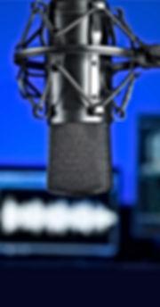 Podcast und Radioproduktionen