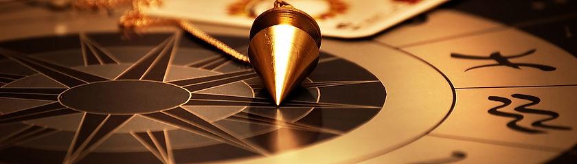 Pendulum with Astrological Symbols