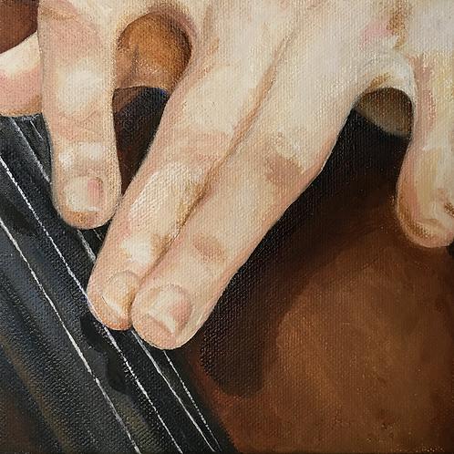 Cello Girl Florence (Brenda Thomas)
