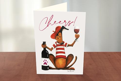 Cheers with Wine Maja (KM)