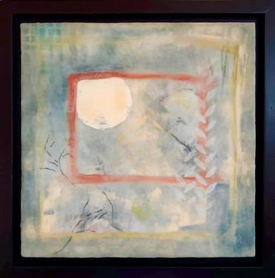 """Moon Through My Window"" by Brenda Thomas"