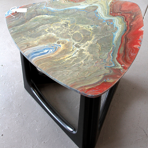 Painted Occasional Table (Amy Harper)