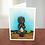 Thumbnail: Namaste / Yoga Dog (KM)