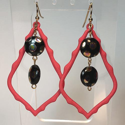"""""""K-esque"""" earrings"""