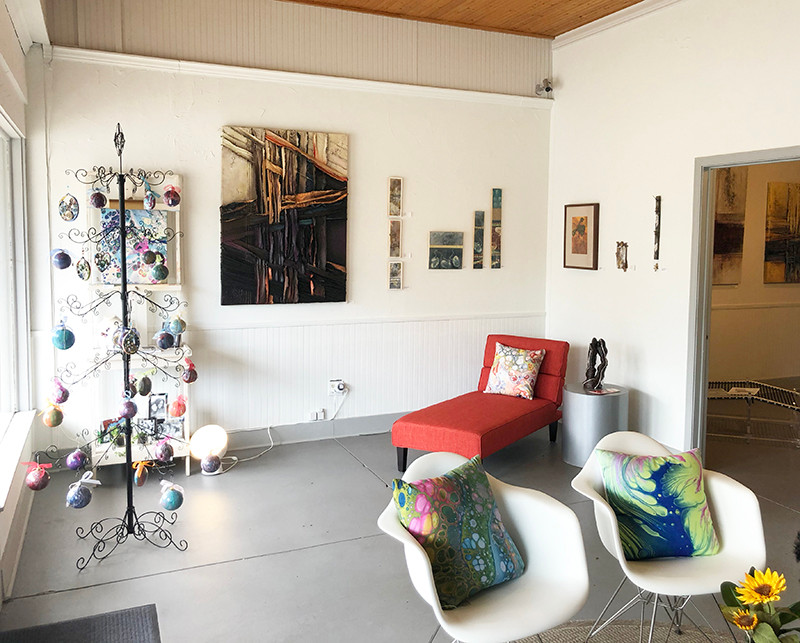 Art Beat Studio & Gallery Interior