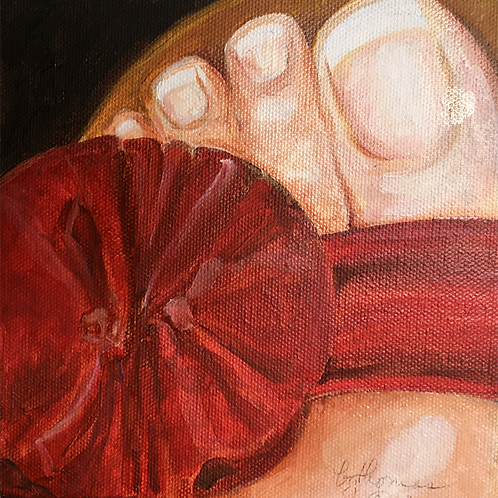 Fine Italian Footwear (Brenda Thomas)
