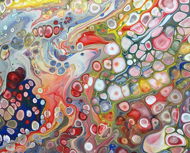 """""""Confetti"""" by Amy Harper"""