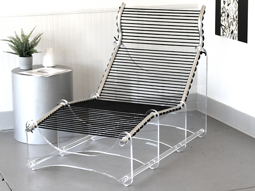 """Floating"" Lounge Chair (Amy Harper)"