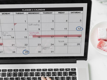 Online Tools to Benefit Event Planning Processes, Part 1