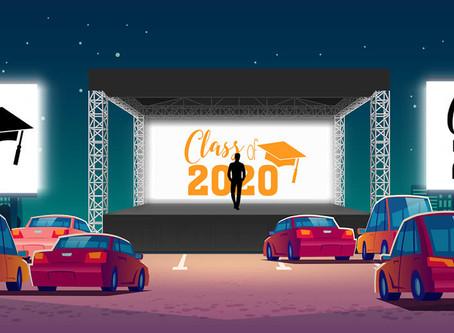 DRIVE-IN GRADUATION SHOWCASE | 2020