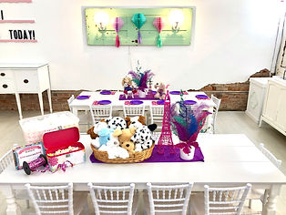 Fancy Nancy Posh Puppy Party