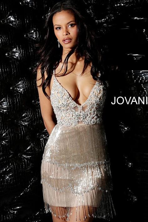 jovani-61895-fringe-skirt-short-dress-02