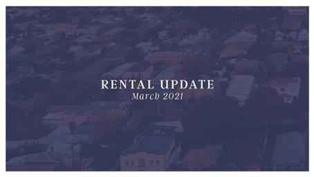 March Rental Update