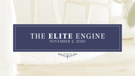 The Elite Engine: November 2 2020