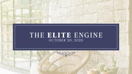 The Elite Engine: October 20 2020
