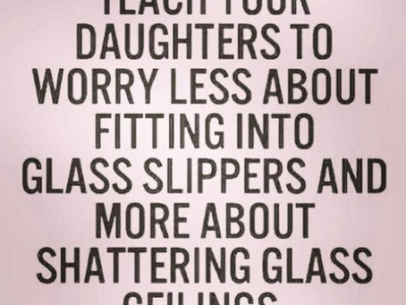 What Today Means for Young Girls: We Are Shattering Glass Ceilings
