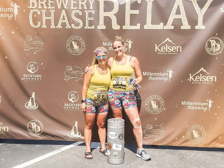 Running My First 26.2 Relay : The Struggles and the Triumphs