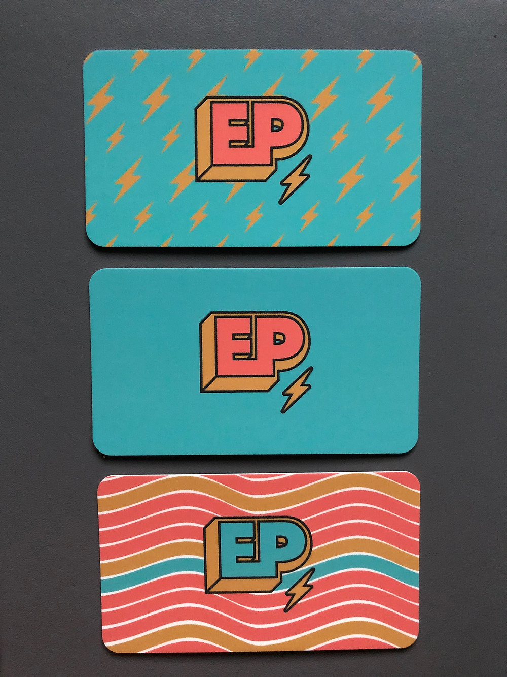 New EPP Business Cards
