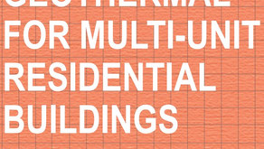 Geothermal101: A how-to guide for Multi-Unit Residential Buildings