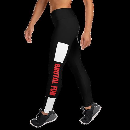 Brutal Fun Yoga Pants