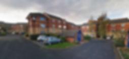 Bath Row, University of Birmingham