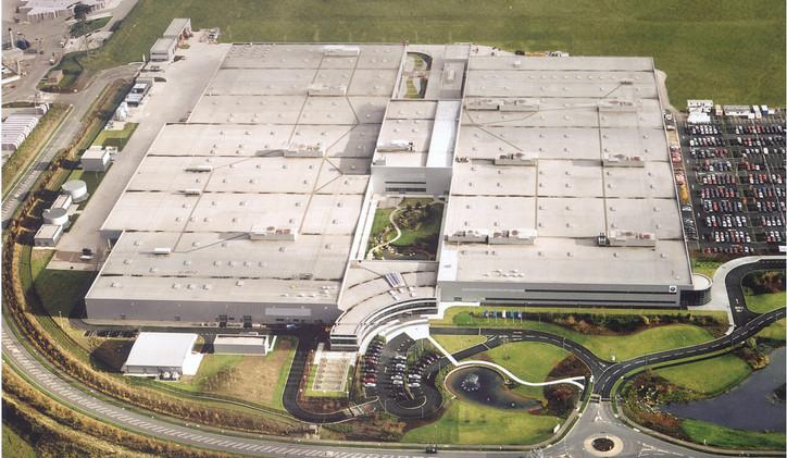 engine plant  for bmw engine factory ham