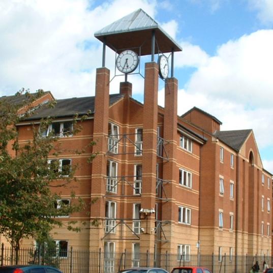 Bath Row, Ladywood, Birmingham 1 - Resid