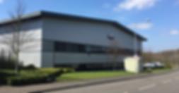 Hilton Cross, Spar Foods Refrigerated Disribution Centre (Blakemore)