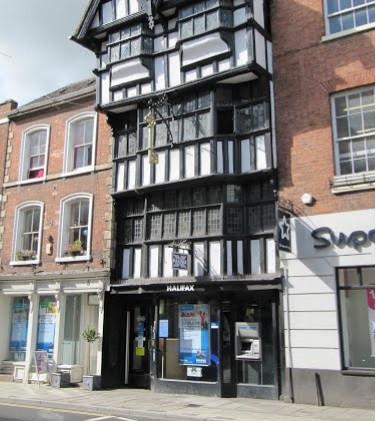 Halifax bank, Tewkesbury - Listed Buildi
