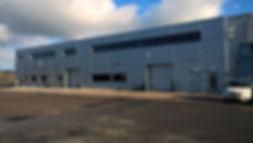 ABB Ltd Stonehouse, Factory Extension