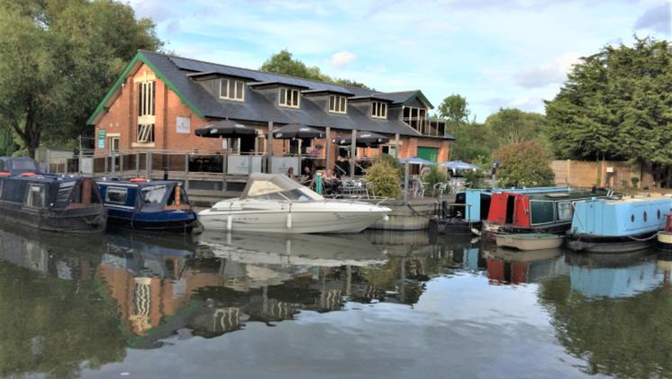 Stratford Marina, Stratford-Upon-Avon -