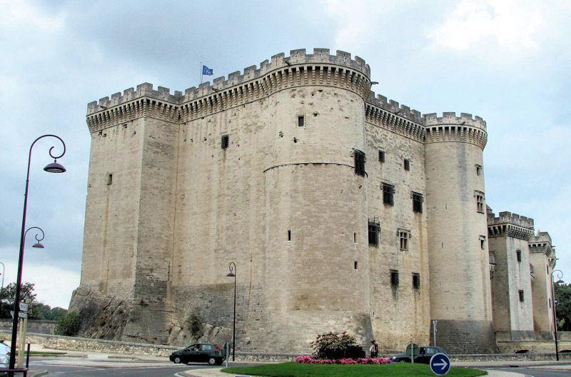 Castello_Reale_Provenza_Tarascon