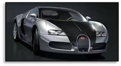 Bugatti Veyron pure sang