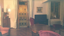 private apartment on Piazza del Campo