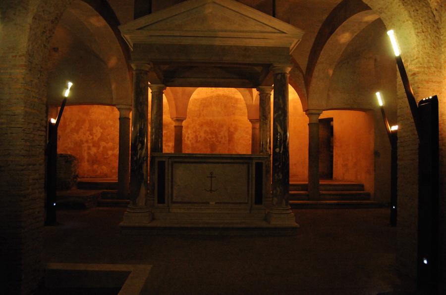 roma sotterranea_sanclemente2
