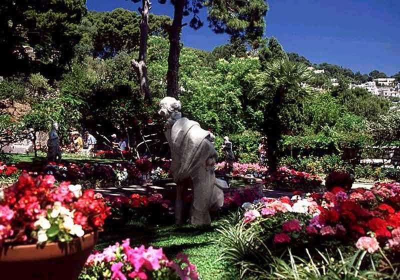 giardinidi augusto capri