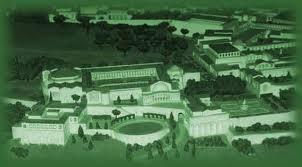 villa adriana - ricostruzione