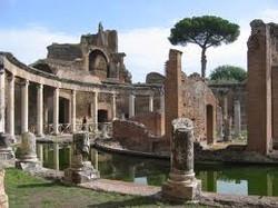 villa adriana - tempio
