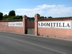 1_Catacombs of San Domitilla