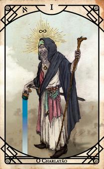 Arcano I - O Charlatão