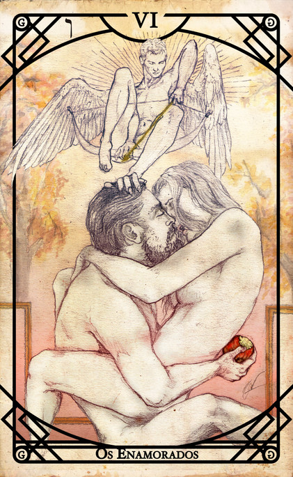 Arcano VI - Os Enamorados