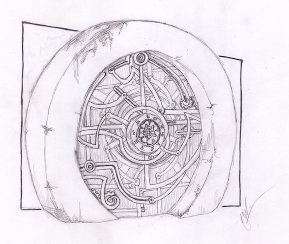 Cap XIV - Oráculo