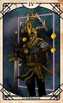 Arcano IV - O Imperador