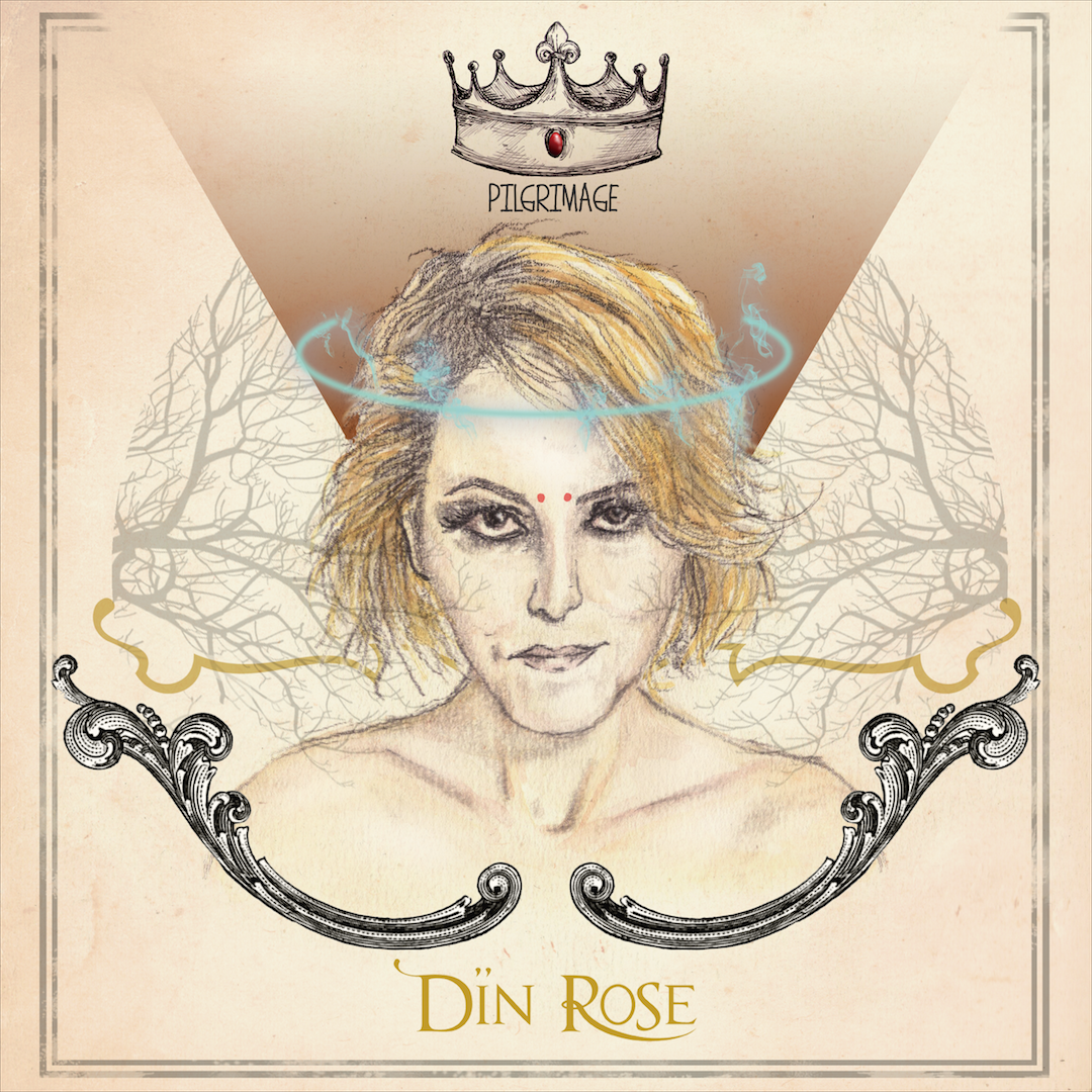 Capa Pilgrimage - Din Rose álbum