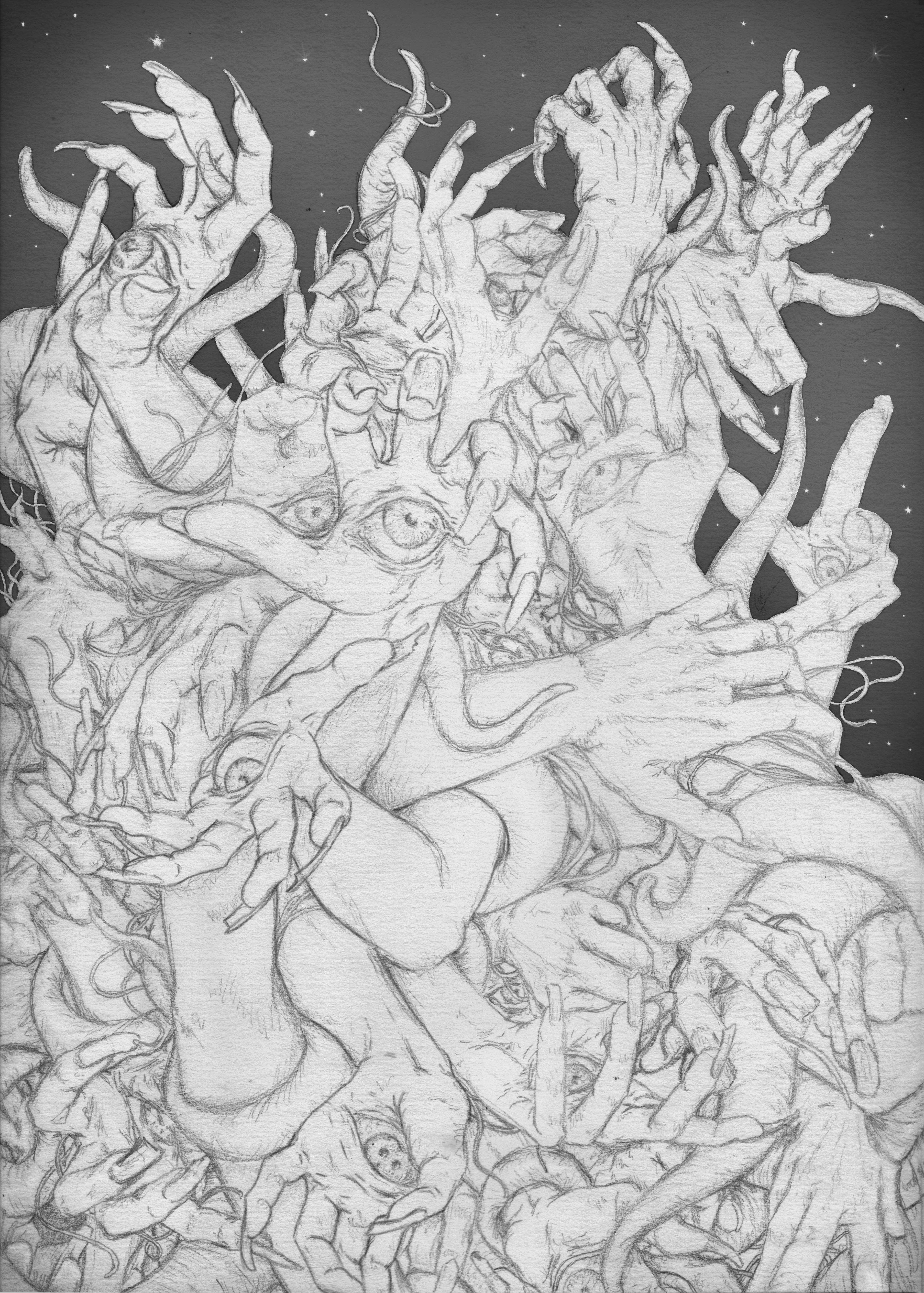 Aletheia Lovecraft para Colorir