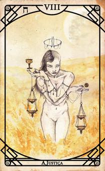 Arcano VIII - A Justiça